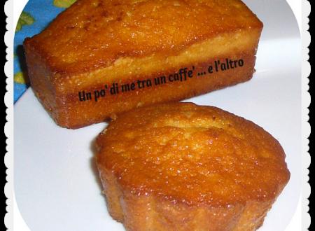 Muffins e mini plum cake