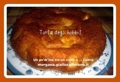 La torta degli Hobbit