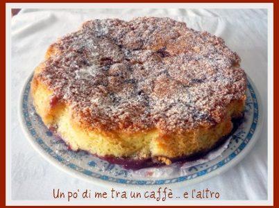Crostata morbida con marmellata di lamponi