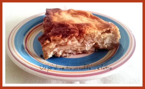 Fetta - torta di mele