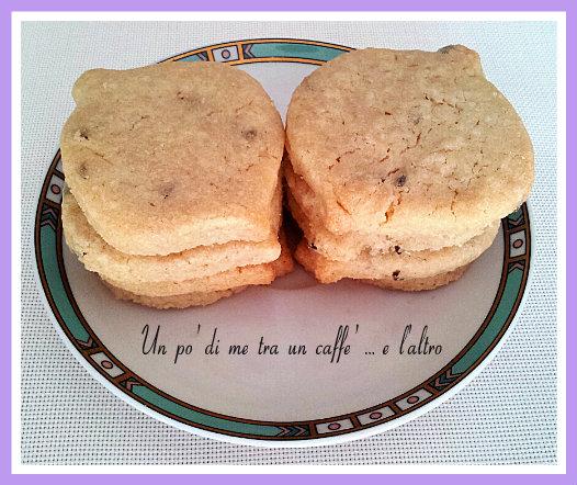 Biscotti con lavanda e cocco