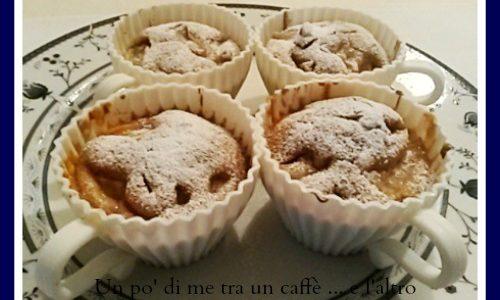 Muffins mele e rum
