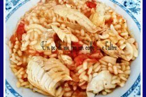 Risotto con gallinella di mare | primi piatti con pesce